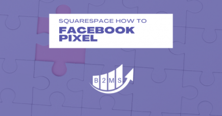 Facebook Pixel and Squarespace