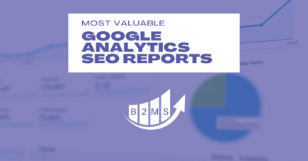 How to use google analytics for seo reports