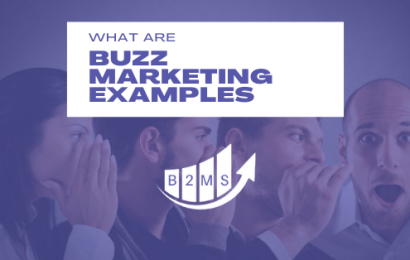 Buzz Marketing Examples and definition