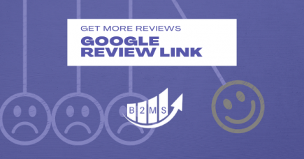 Get more reviews with a direct google review link